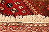 Abadeh Red Hand Knotted 34 X 51  Area Rug 100-22276 Thumb 7