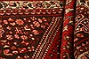 Abadeh Red Hand Knotted 36 X 47  Area Rug 100-22278 Thumb 3