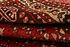 Abadeh Red Hand Knotted 36 X 47  Area Rug 100-22278 Thumb 5