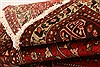 Abadeh Red Hand Knotted 36 X 47  Area Rug 100-22278 Thumb 6