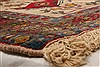 Shahre Babak White Hand Knotted 41 X 51  Area Rug 100-22283 Thumb 1