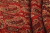 Abadeh Red Hand Knotted 36 X 51  Area Rug 100-22288 Thumb 3