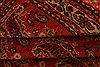 Abadeh Red Hand Knotted 36 X 51  Area Rug 100-22288 Thumb 4