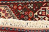 Abadeh Red Hand Knotted 34 X 411  Area Rug 100-22346 Thumb 4