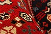 Abadeh Red Hand Knotted 32 X 64  Area Rug 100-22388 Thumb 1