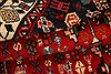 Abadeh Red Hand Knotted 32 X 64  Area Rug 100-22388 Thumb 4