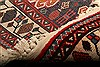 Abadeh Red Hand Knotted 32 X 64  Area Rug 100-22388 Thumb 5