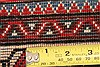 Abadeh Red Hand Knotted 32 X 64  Area Rug 100-22388 Thumb 7