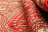 Abadeh Red Hand Knotted 31 X 411  Area Rug 100-22403 Thumb 3