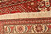 Abadeh Red Hand Knotted 31 X 411  Area Rug 100-22403 Thumb 7