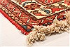 Abadeh Red Hand Knotted 31 X 411  Area Rug 100-22403 Thumb 8