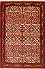 Maymeh Red Hand Knotted 36 X 53  Area Rug 100-22405 Thumb 0