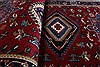 Karajeh Red Runner Hand Knotted 26 X 1211  Area Rug 250-22407 Thumb 12