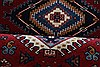 Karajeh Red Runner Hand Knotted 26 X 1211  Area Rug 250-22407 Thumb 14