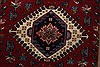 Karajeh Red Runner Hand Knotted 26 X 1211  Area Rug 250-22407 Thumb 2