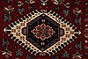 Karajeh Red Runner Hand Knotted 26 X 1211  Area Rug 250-22407 Thumb 4