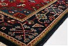 Karajeh Red Runner Hand Knotted 26 X 1211  Area Rug 250-22407 Thumb 7