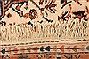 Shahre Babak Red Hand Knotted 38 X 51  Area Rug 100-22439 Thumb 6