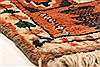 Shahre Babak Red Hand Knotted 38 X 51  Area Rug 100-22439 Thumb 7