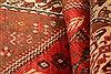 Abadeh Red Hand Knotted 36 X 54  Area Rug 100-22456 Thumb 3
