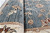 Chobi Blue Runner Hand Knotted 27 X 131  Area Rug 250-22498 Thumb 11