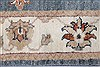 Chobi Blue Runner Hand Knotted 27 X 131  Area Rug 250-22498 Thumb 3