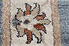 Chobi Blue Runner Hand Knotted 27 X 131  Area Rug 250-22498 Thumb 8