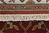 Isfahan Red Runner Hand Knotted 27 X 123  Area Rug 250-22502 Thumb 11