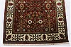 Isfahan Red Runner Hand Knotted 27 X 123  Area Rug 250-22502 Thumb 4