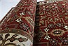 Isfahan Red Runner Hand Knotted 27 X 123  Area Rug 250-22502 Thumb 9