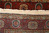 Tabriz Red Hand Knotted 37 X 53  Area Rug 100-22531 Thumb 8