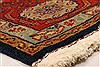 Tabriz Red Hand Knotted 37 X 53  Area Rug 100-22531 Thumb 9