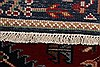 Karajeh Red Runner Hand Knotted 26 X 119  Area Rug 250-22557 Thumb 14