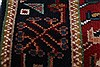 Karajeh Red Runner Hand Knotted 26 X 119  Area Rug 250-22557 Thumb 9