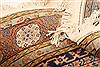 Tabriz Red Hand Knotted 37 X 510  Area Rug 100-22559 Thumb 4
