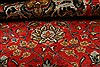 Sarouk Red Hand Knotted 45 X 69  Area Rug 100-22569 Thumb 3