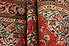 Sarouk Red Hand Knotted 45 X 69  Area Rug 100-22569 Thumb 4