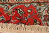 Sarouk Red Hand Knotted 45 X 69  Area Rug 100-22569 Thumb 7