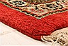 Sarouk Red Hand Knotted 45 X 69  Area Rug 100-22569 Thumb 8