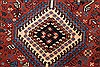 Yalameh Red Runner Hand Knotted 28 X 99  Area Rug 250-22630 Thumb 12