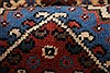 Yalameh Red Runner Hand Knotted 28 X 99  Area Rug 250-22630 Thumb 1