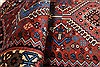 Yalameh Red Runner Hand Knotted 28 X 99  Area Rug 250-22630 Thumb 4