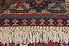 Yalameh Red Runner Hand Knotted 28 X 99  Area Rug 250-22630 Thumb 7