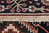 Karajeh Red Runner Hand Knotted 21 X 99  Area Rug 250-22651 Thumb 3