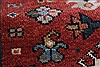 Karajeh Red Runner Hand Knotted 21 X 99  Area Rug 250-22651 Thumb 9