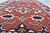 Turkman Brown Runner Hand Knotted 210 X 910  Area Rug 250-22704 Thumb 2