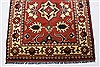 Turkman Brown Runner Hand Knotted 210 X 910  Area Rug 250-22704 Thumb 6