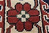 Turkman Brown Runner Hand Knotted 210 X 910  Area Rug 250-22704 Thumb 8