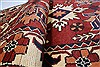 Turkman Brown Runner Hand Knotted 210 X 911  Area Rug 250-22706 Thumb 13