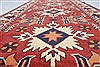 Turkman Brown Runner Hand Knotted 210 X 911  Area Rug 250-22706 Thumb 3